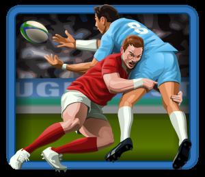 RugbyStars - Tackle